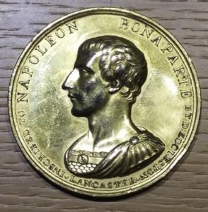 Medaglia di Hancock
