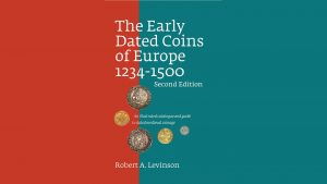 Cover of early dated coins of Europe