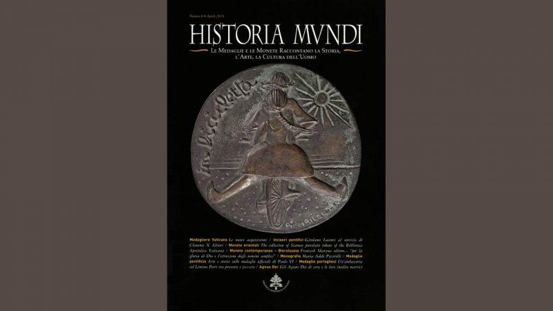 Historia Mundi 8 Cover